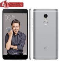 Original Xiaomi Redmi Note 4 Pro 3GB RAM MTK Helio X20 Deca Core Fingerprient ID FDD