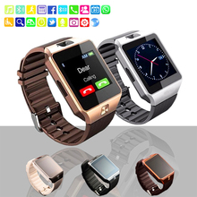 цена на Bluetooth Smart Watch With Passometer Camera Men's Android Watch Support 2G GSM SIM TF Card kids Smart Watch Sport Watch