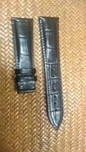 Free Shipping Head layer cowhide watchband men Ms. watch(China)