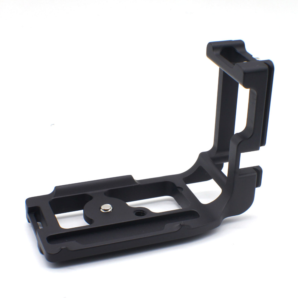 Quick Release L Bracket Plate Grip for canon 5DIII 5D3 Arca Swiss Compatible RRS free shipping