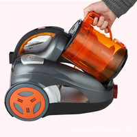 Hot sale horizontal cyclone vacuum cleaner dust-free bag high power 2600W household sweeper NEW