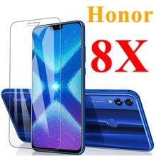 Honor 8X szkło ochronne do Huawei Honor8x ochraniacz ekranu szkło hartowane Huawei Hono 8 X pancerny ochraniacz ekranu Litas Xonor X8