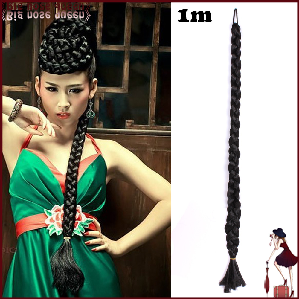 Marvelous Online Buy Wholesale Braid Pony Tail From China Braid Pony Tail Short Hairstyles For Black Women Fulllsitofus