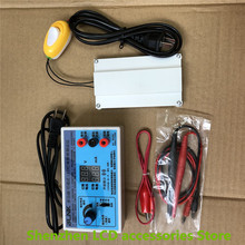 Testador de lâmpada led com led, testador de barra de luz, placa de tv lcd, retroiluminação, detector e almofada de desmontagem ptc, novo 100%