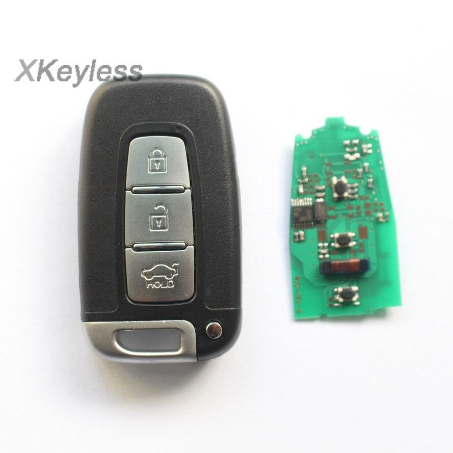 Kia Soul Keyless Go Smart Key Push Start Remote Start System