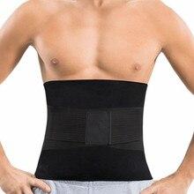 Мужской нейлоновый ремень с автоматической пряжкой, пояс для коррекции фигуры, мужская спортивная одежда, пояс из неопрена, пояс высокого качества, набор ремней
