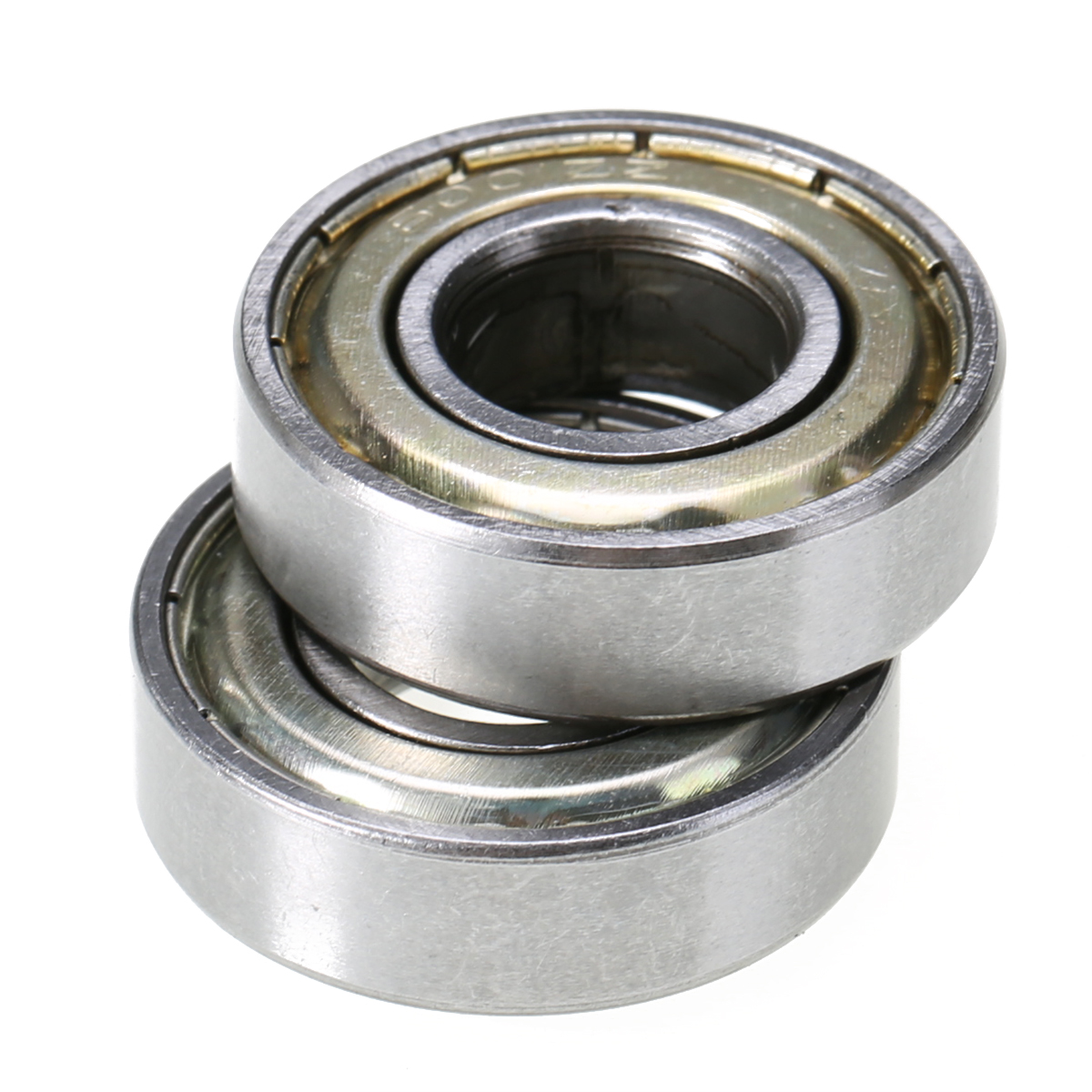 5Pcs/Set Deep Groove Ball Bearings 6001ZZ Shielded Radial Bearing 12mm x 28mm 8mm for Agricultural Conveying