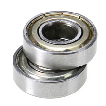 5Pcs/Set Deep Groove Ball Bearings 6001ZZ Shielded Radial Ball Bearing 12mm x 28mm x 8mm for Agricultural Conveying стоимость