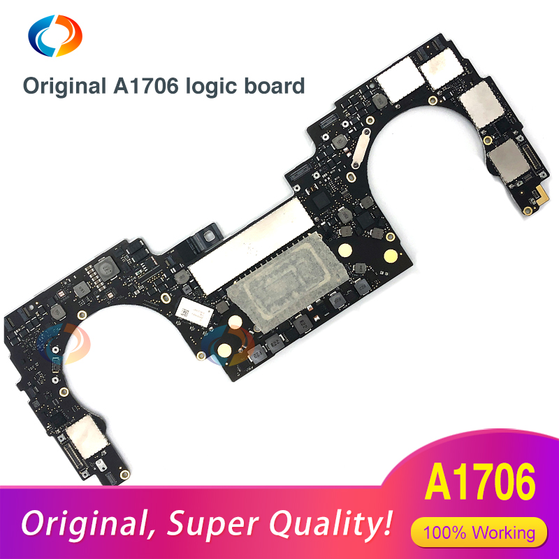A1706 Logic Board for MacBook Pro 13 A1706 2.9GHz 8GB 256GB Fast SSD 2016 2017 with Touch-ID sensor package image