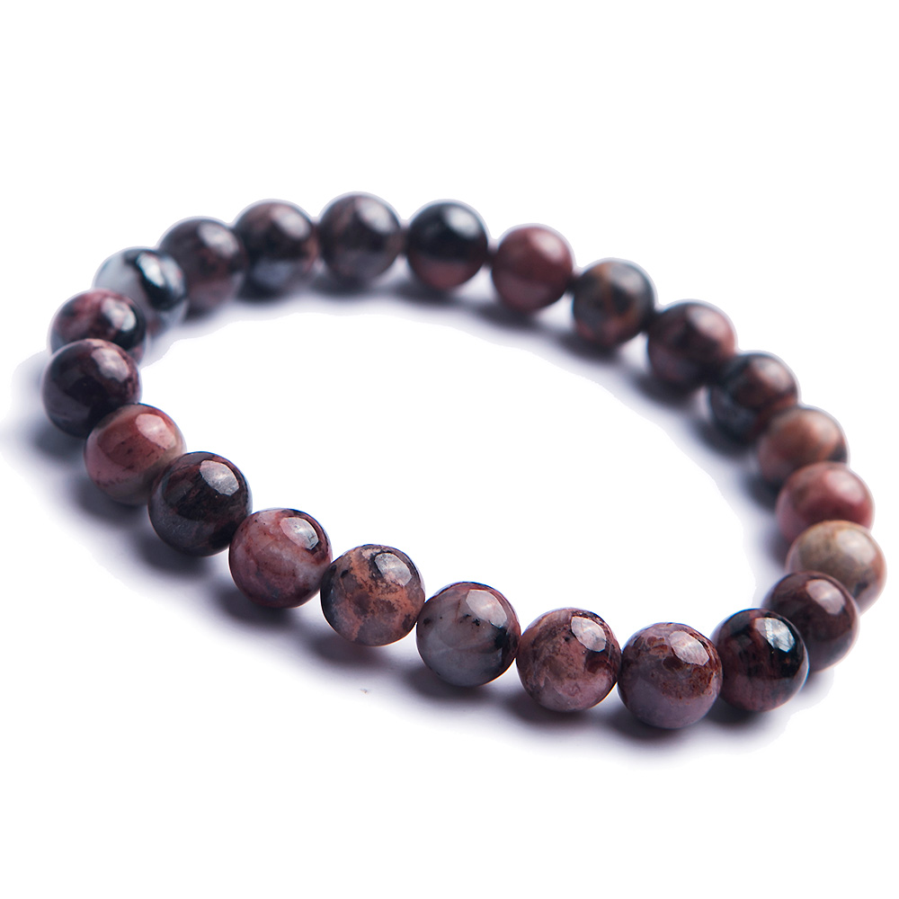 Genuine Natural Sugilite Round Stone Beads Women Lady Jewelry Nice Crystal Bracelet 9mm 9mm genuine sugilite bracelets for female women natural stone round beads crystal jewelry bracelet