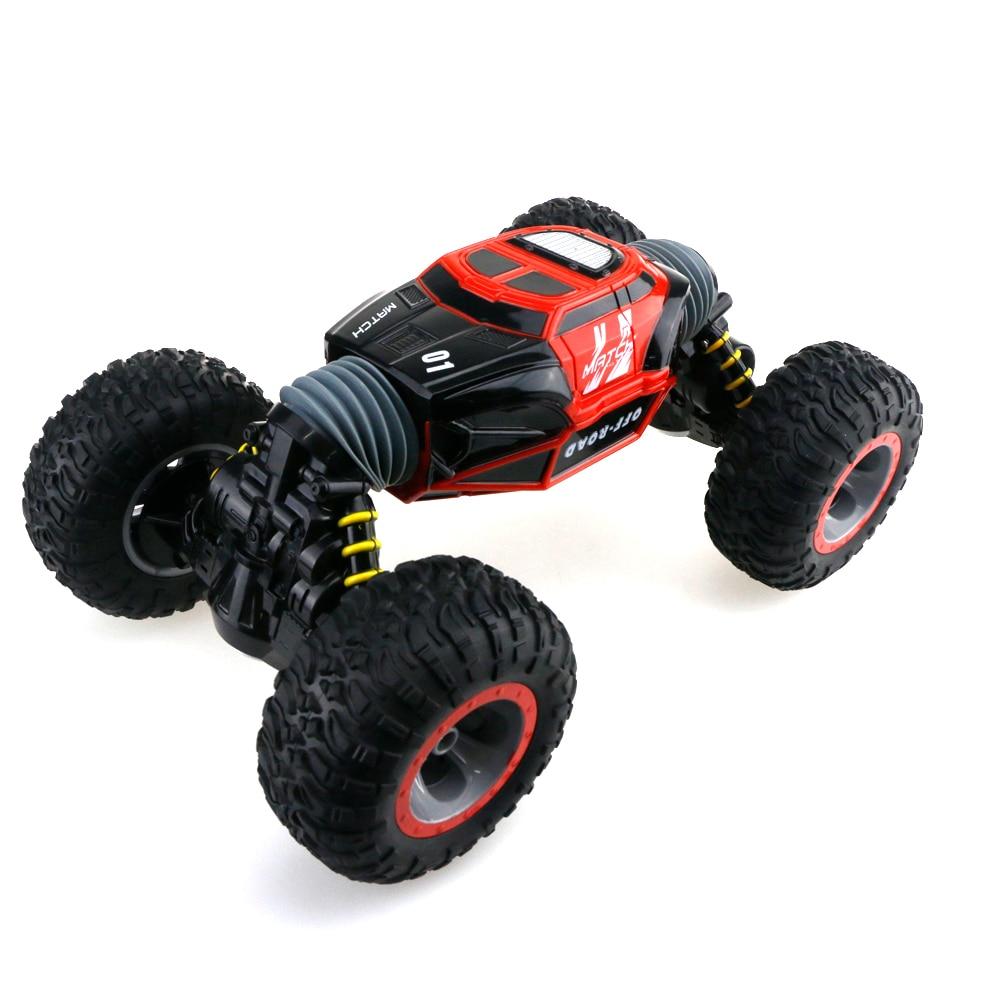 JJR C JJRC UD2169A 2 4G RC Car 1 16 4WD Double Sided Stunt Car Transform
