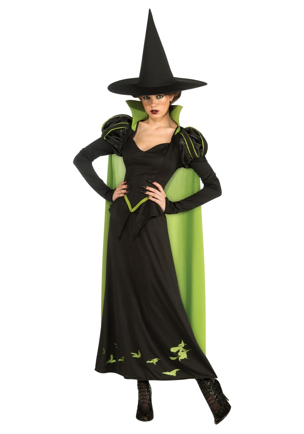 UTMEON Sexy Black Cosplay Witch Costume For Woman Halloween Witch Net Yarn Costume Carnival Witch Dress