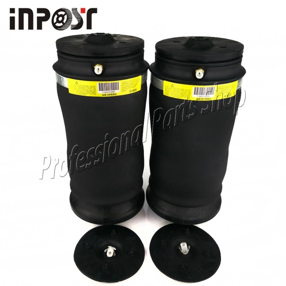 2PCS Rear Air Suspension Bag For Mercedes W164 ML CLASS A 164 320 10 25 1643201025