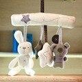Baby Toys 0-12 Months  Mobile Musical Mamas Papas Rabbit Brinquedo Para Bebe Oyuncak Bebek Hanging Toy Baby Stroller