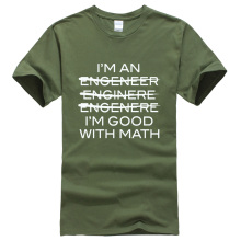 I'm An Engineer I'm Good With Math T-shirt