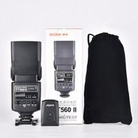 Godox Flash TT560II GN38 Build in 433MHz Wireless Transmission+ Channels Transmitter for Nikon Canon Pentax Olympus Cameras