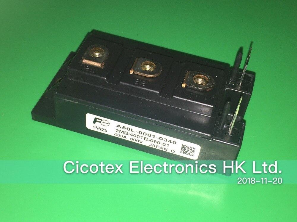 2MBI400TB 060 01 Module IGBT A50L 0001 0340 600V 400A