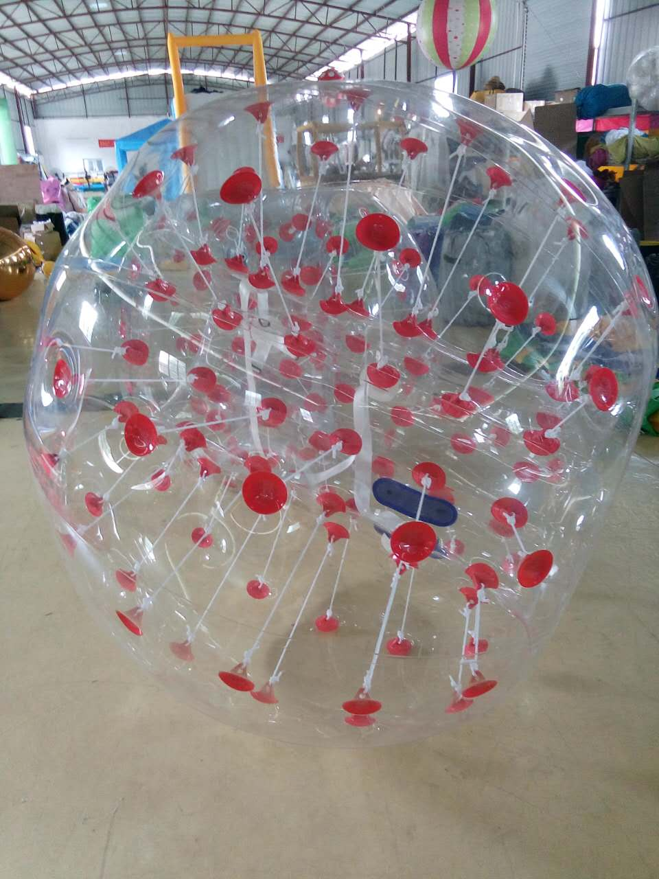 Inflatable Zorb Ball /Inflatable Ball /Inflatable  Bumper Ball In The Water inflatable zorb ball race track pvc go kart racing track for sporting party