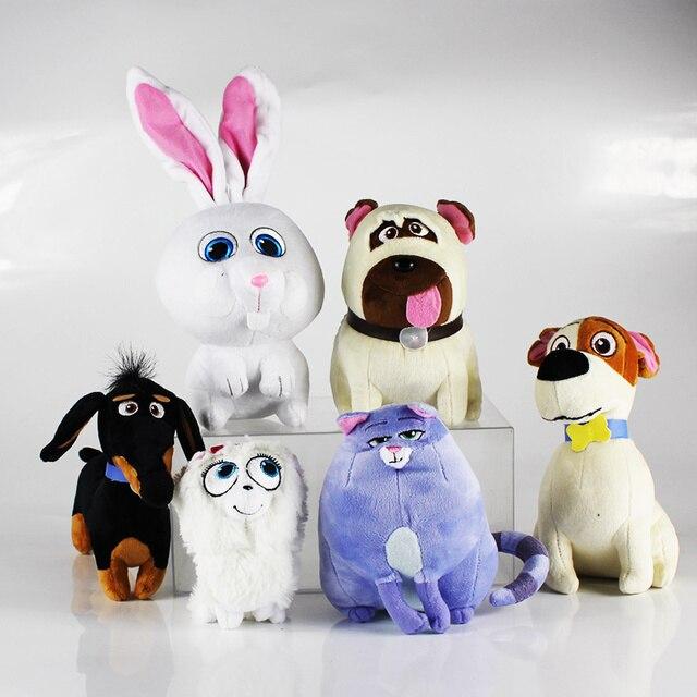 16-20 Cm Buddy Maksimum Snowball Mel Chloe Mewah Mainan Kucing Anjing  Kelinci Hewan Boneka 8b6eb751d3