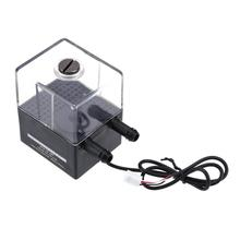 VAKIND 12V DC Ultra-quiet Water Pump & Pump Tank For PC CPU Liquid Cooling Computer System Water Cooling Tank Pump