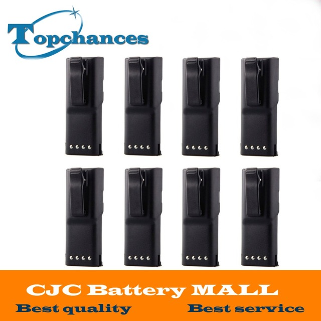 8 шт. 1200 мАч ni-cd hnn9628 hnn9628a Батарея для Motorola GP-300 ptx600, mtx638 lcs2000 lts2000