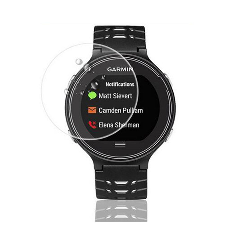 Ultra Clear Tempered Glass Protective Film Guard For Garmin Forerunner 630 Smart Watch Toughened Display Screen Protector Cover