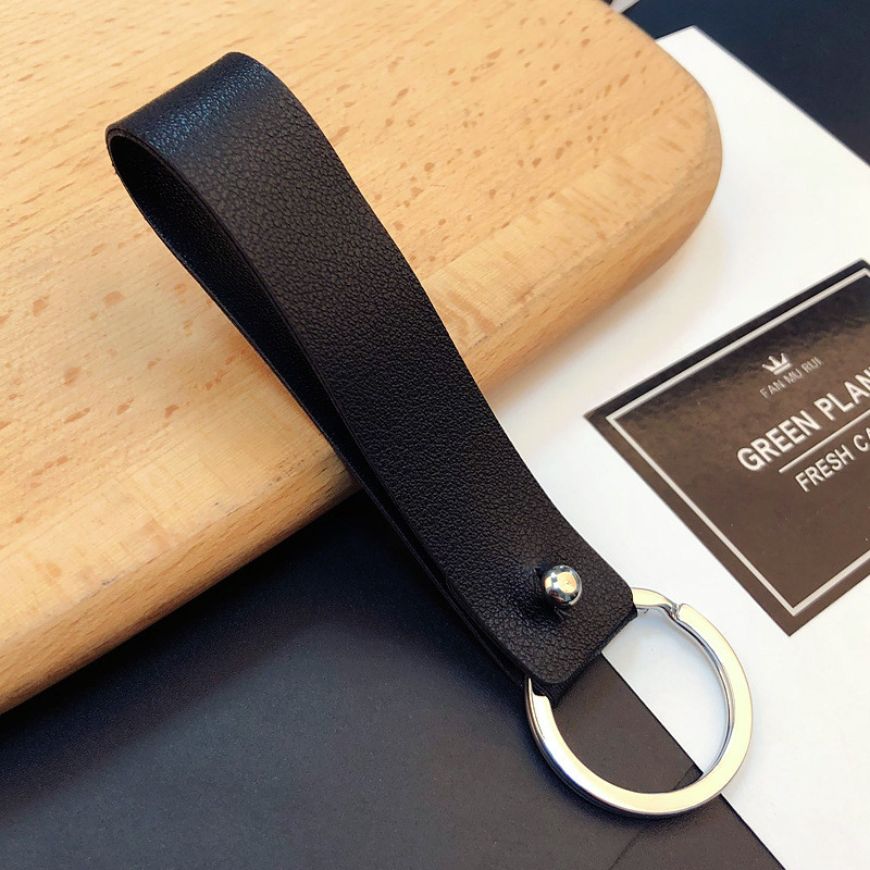 Universal Wild Models PU Leather Lanyard Phone Universal Short Lanyard Mobile Cell Phone Chain Straps For Keychain Car Hang Rope