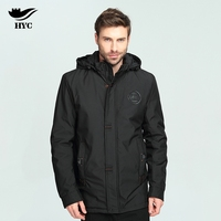 Hai Yu Cheng Anorak Windbreaker Palace Jacket Waterproof Windproof Jacket Hot 2017 Imported China Male Jacket