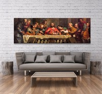 HD Canvas Print Home Wall Decor Art Painting The Last Supper unFramed Canvas Wall Art