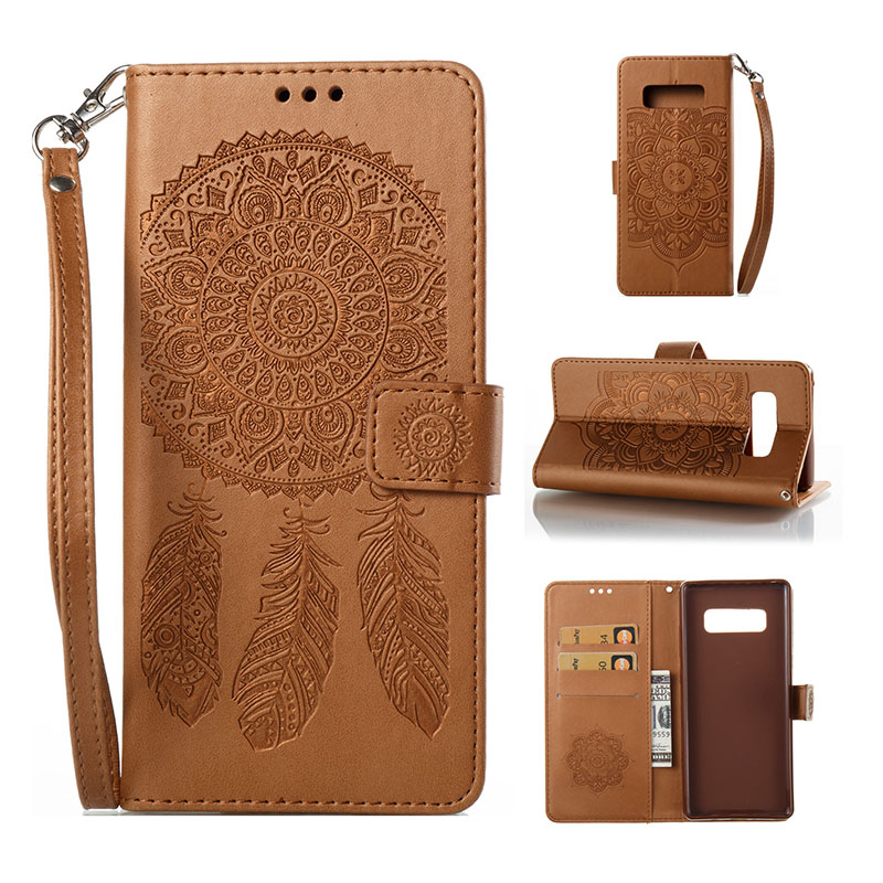 For Coque Iphone 5S SE 6 6S 7 8 Plus iPhone X Flip Case Book Style Wallet Cover For Samsung Galaxy S5 S7 S6 Edge Plus S8 Plus