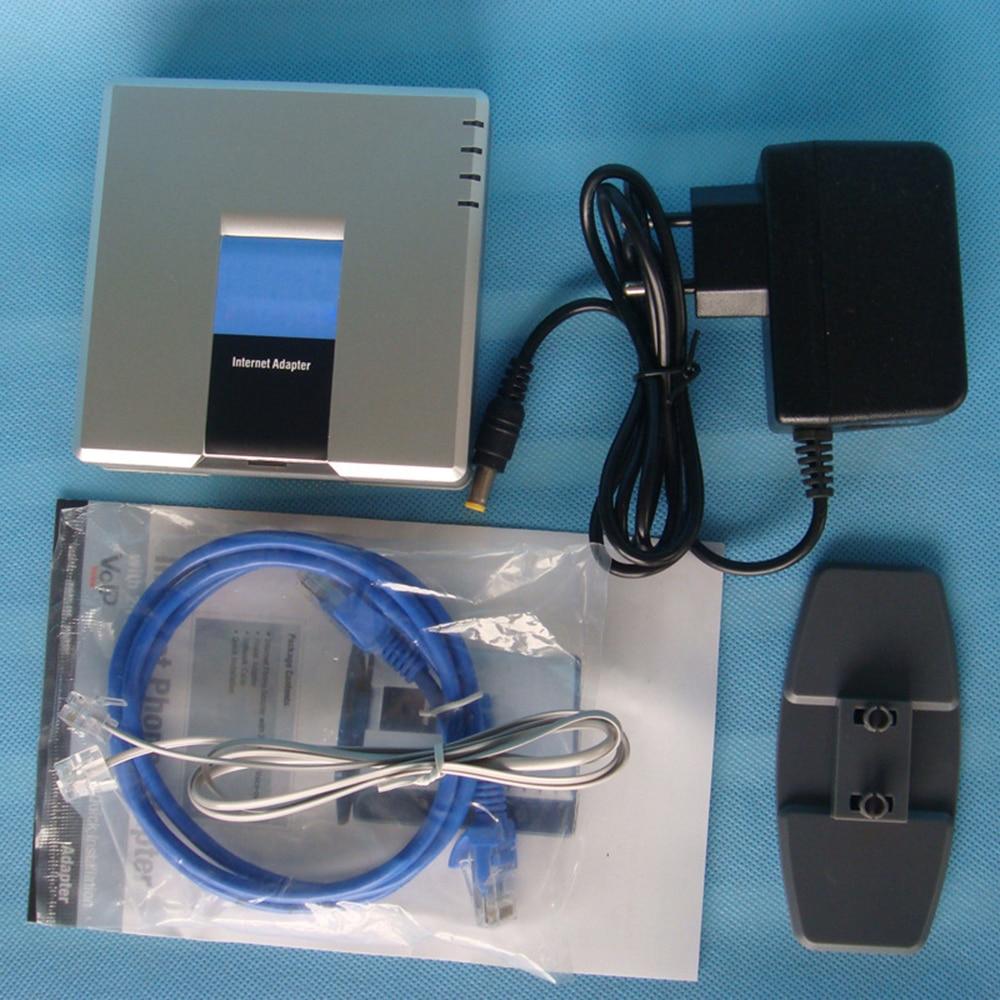 Cisco linksys SPA2102 SPA2102-NA телефонный адаптер с маршрутизатором unlo