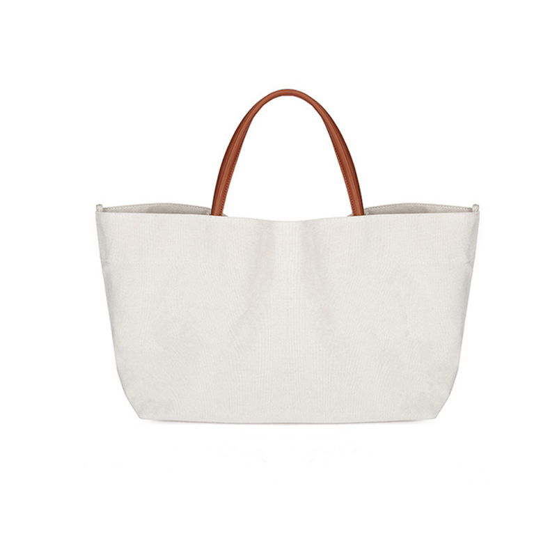 Large Women Tote Bag Canvas Leisure