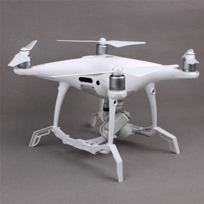 Phantom 4 PRO Accessories Landing Gear Extended Stabilizers + Gimbal Protection Board Camera Guard For DJI Phantom 4 Pro V2.0