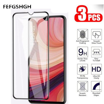 Screen Protector OPPO AX7 Tempered Glass For OPPO AX7 CPH1901 CPH 1901 OPPOAX7 OPPO AX 7 A7 Glass Full Cover Protective Film 6.2 image