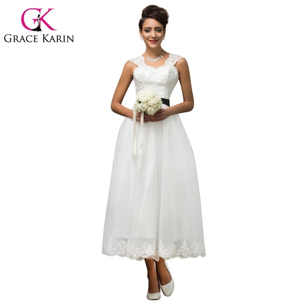 ⊹Princess Grace Karin White Long Elegant Evening Dress Sweetheart ...