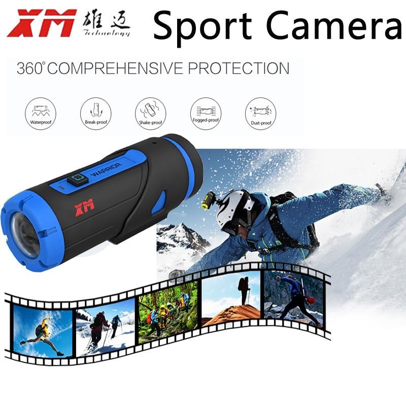 1080P HD Waterproof Night Vision Sport Camera Wifi font b Video b font DV Action Camera