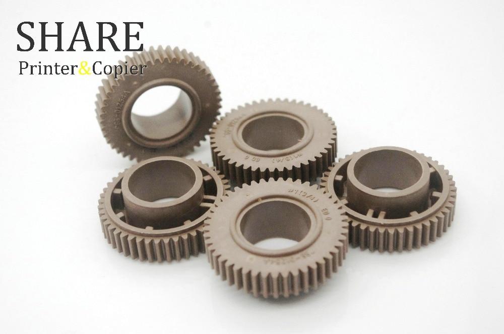 5 X JC66-01254A Fuser gear 45T for samsung  ML2510 ML2850 ML2571 upper fuser roller gear for xerox 3200 3210 3220 3140 3125 3421 for dell 1130 1133 1135 220 221 220s 221s 2210 2220 jc66 01254a