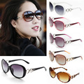 Moda quente Do Vintage Polarizada lente Gradiente de Óculos De Sol Retro Mulheres Óculos de Sol oculos de sol Óculos Óculos De Sol Eyewear