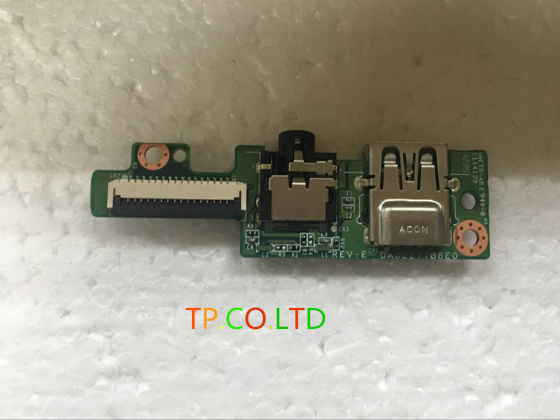 все цены на  Genuine Original FOR Lenovo FOR IdeaPad U310 Audio Jack USB Board DA0LZ7TB8E0  онлайн
