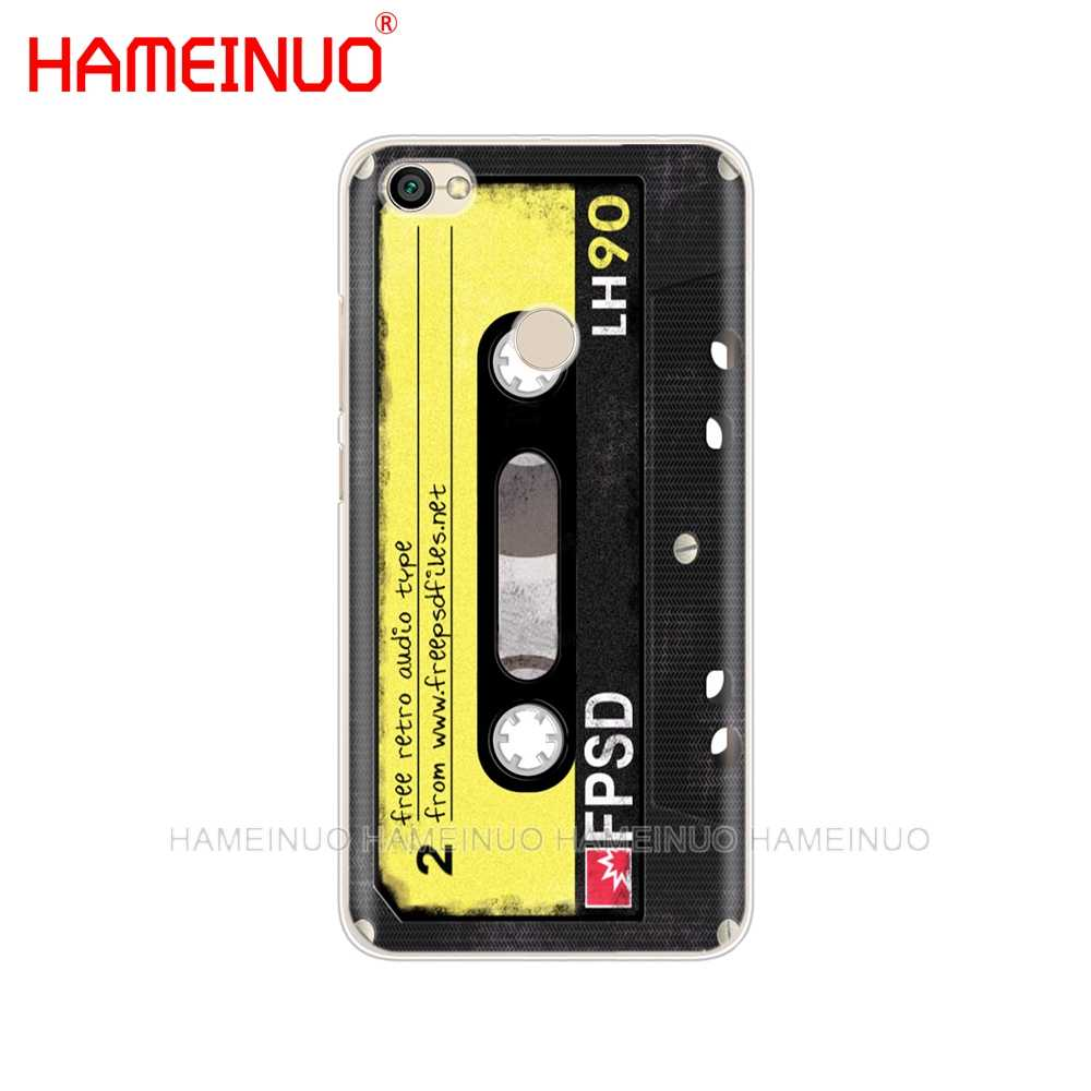 Ретро Камера кассета Бумбокс калькулятор клавиатура чехол для телефона Xiaomi redmi 5 4 1 1s 2 3 3s pro PLUS redmi note 4 4X 4A 5A
