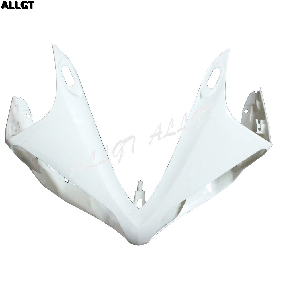 Upper Front Fairing Cowl Nose Frame Fit YAMAHA 2004 2005 2006 YZF R1 Unpainted