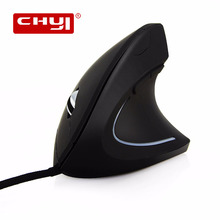 Wired Ergonomic Mouse USB Vertical Optical Mice 6 Buttons Adjustable 3200DPI Gaming Computer Mause for PC Laptop Desktop Gamer