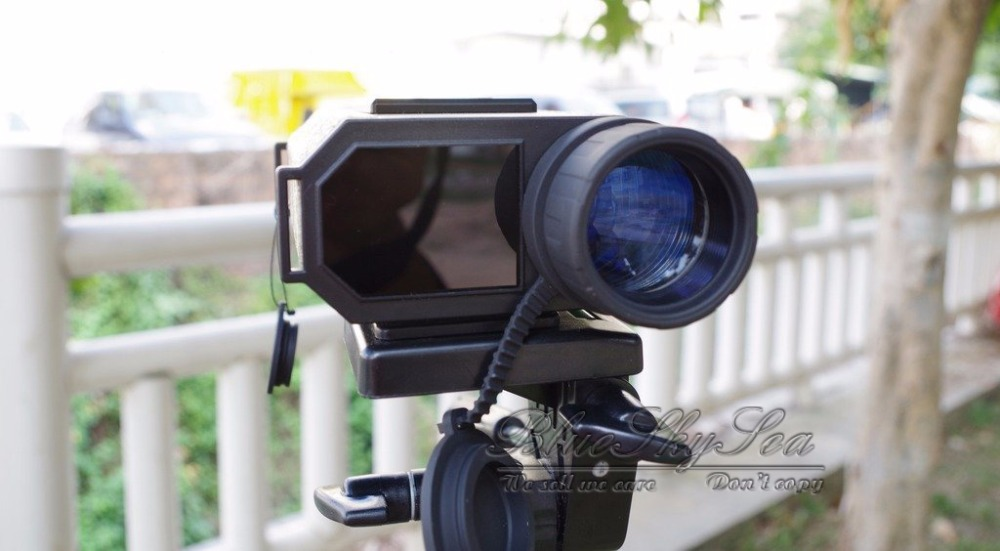 Laserworks night visions infrarot ir monokulare umfang scout