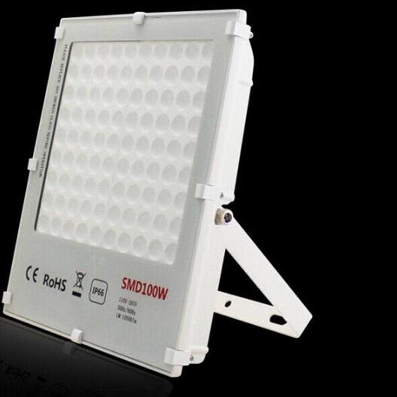 30W 50W 100W 150W LED Flood Lights Utomhus lampa vattentät översvämning l 85-265VAC 100LM / W