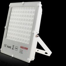 NEW 30W 50W 100W LED Flood Light   SMD Outdoor lamp waterproof flood lights 85-265V IP66 100LM/W Free shipping цена 2017