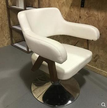 Simple barber chair hair salon special cut hair chair hairdressing shop hair chair European style modern style chair. gold euramerican style design hairdressing chair barber chair