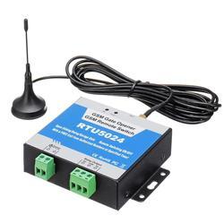 Sterownik GSM do otwierania bramy GSM przełącznik zdalny RTU5024 garażu huśtawka otwierania bramy przesuwne pilot zdalnego sterowania na On/Off przełącznik otwierania drzwi dostępu