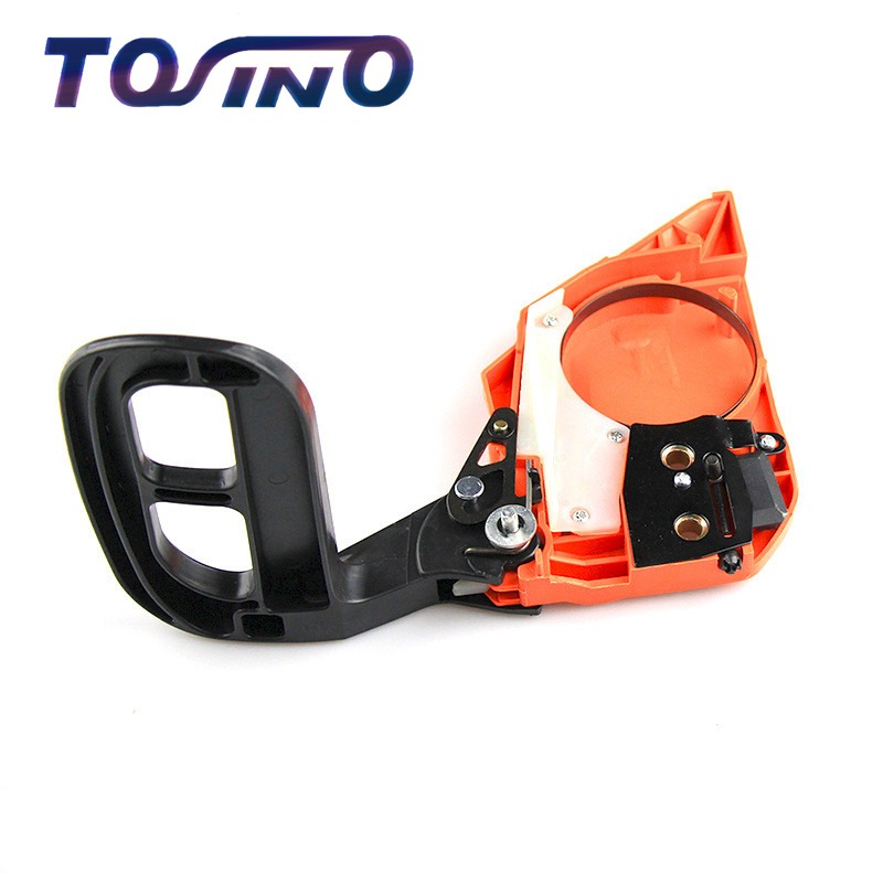 5200 Chainsaw Brake Handle Assy Fit For 45cc 52cc 58cc Chain Saw 4500 5200 5800 Spare Parts Replacement Brake Assy Handle Bar