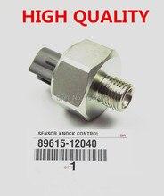 Alta Calidad Sensor de Detonación Del Motor 89615-12040 SU4040 5S2249 forToyota Camry 4 Runner Tacoma Para Lexus ES300 GS300 GS400 SC400