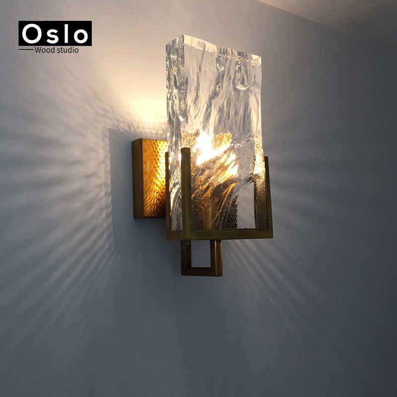 Хрустальное настенное бра, современный настенный светильник для помещений, декоративный светильник s, светодиодный настенный светильник, бра для спальни, ванной комнаты, зеркальные лампы